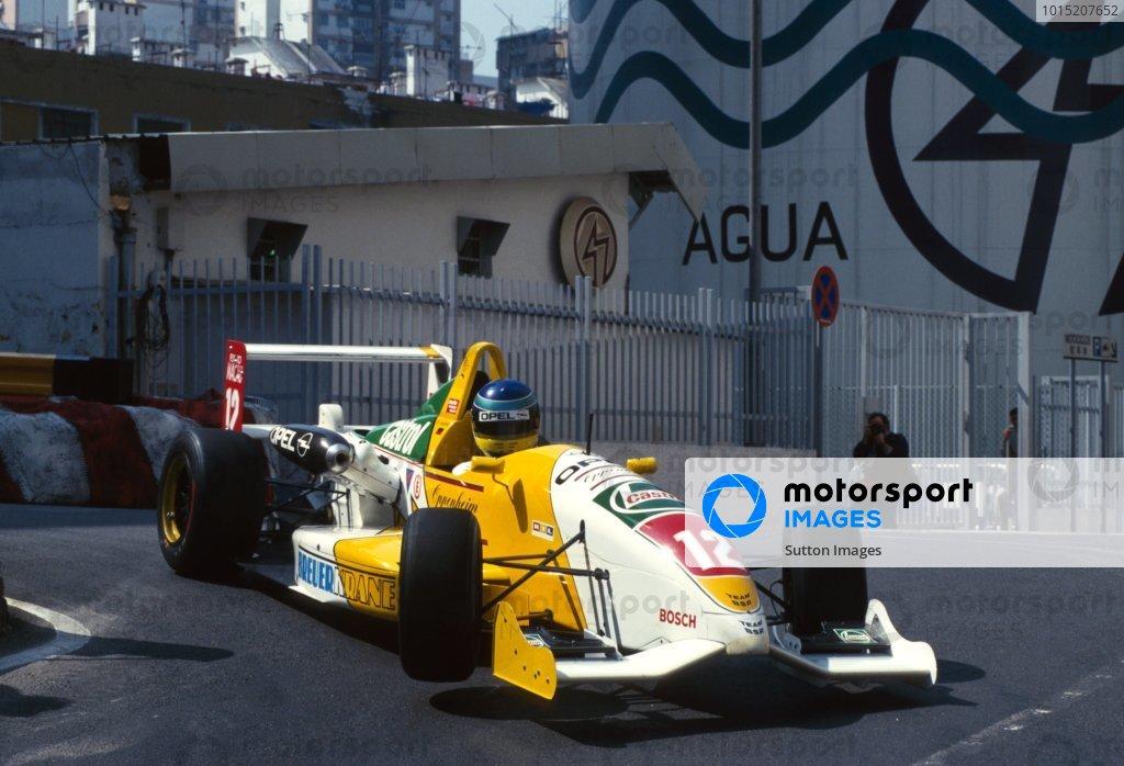 Macau Grand Prix F3