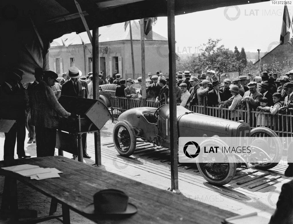 1921 French Grand Prix.