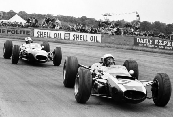 1965 British Grand Prix.