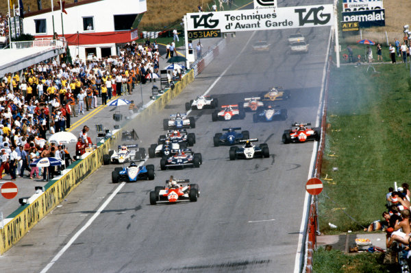 Osterreichring, Austria.