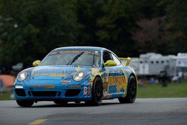 1-3 October,  2014,  Braselton, Georgia, USA 13, Porsche, 997, GS, Matt Plumb, Nick Longhi ©2014, Richard Dole LAT Photo USA