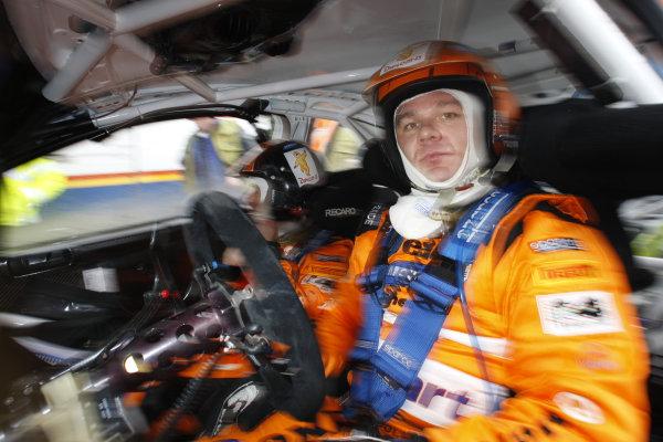Round 1, Rally Ireland, 29th Jan - 1st Feb 2009, Henning Solberg, Ford, Portrait, Worldwide Copyright: McKlein/LAT