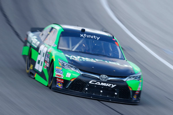 NASCAR XFINITY Series TheHouse.com 300 Chicagoland Speedway, Joliet, IL USA Saturday 16 September 2017 Dakoda Armstrong, WinField United Toyota Camry World Copyright: Russell LaBounty LAT Images