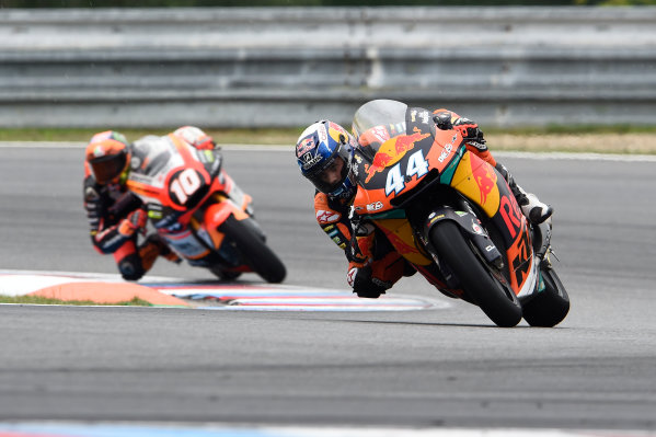 2017 Moto2 Championship - Round 10 Brno, Czech Republic Sunday 6 August 2017 Miguel Oliveira, Red Bull KTM Ajo World Copyright: Gold and Goose / LAT Images ref: Digital Image 50858