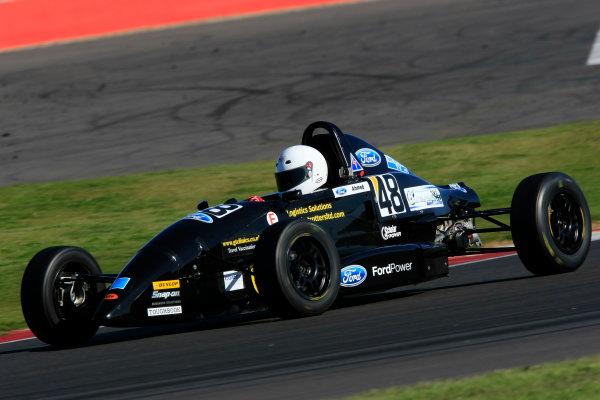 Silverstone, Northants. 8th-9th September 2012Abdul Ahmed (USA) Don Hardman Automotive Ray GR10World Copyright: Ebrey/LAT Photographic