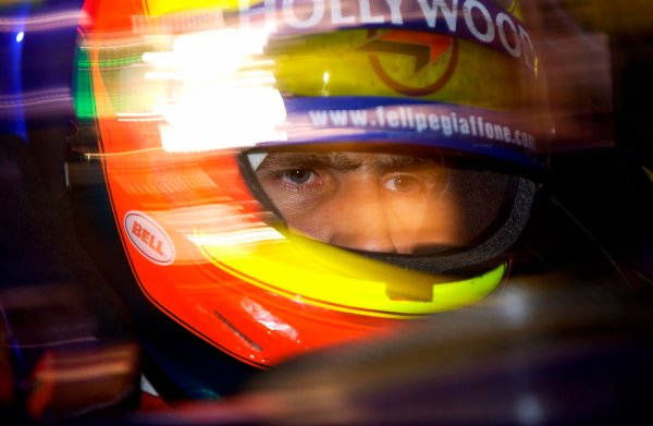 IRL IndyCar Series Bombardier 500 at Texas Motor Speedway, Ft Worth, Texas, USA 7 June,2003 felipe Giaffone.World Copyright-F Peirce Williams 2003 LAT Photographicref: Digital Image Only