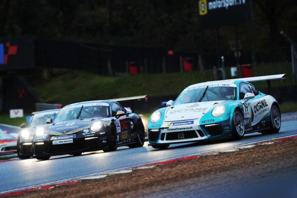 Harry King - Team Parker Racing Porshce Carrera Cup