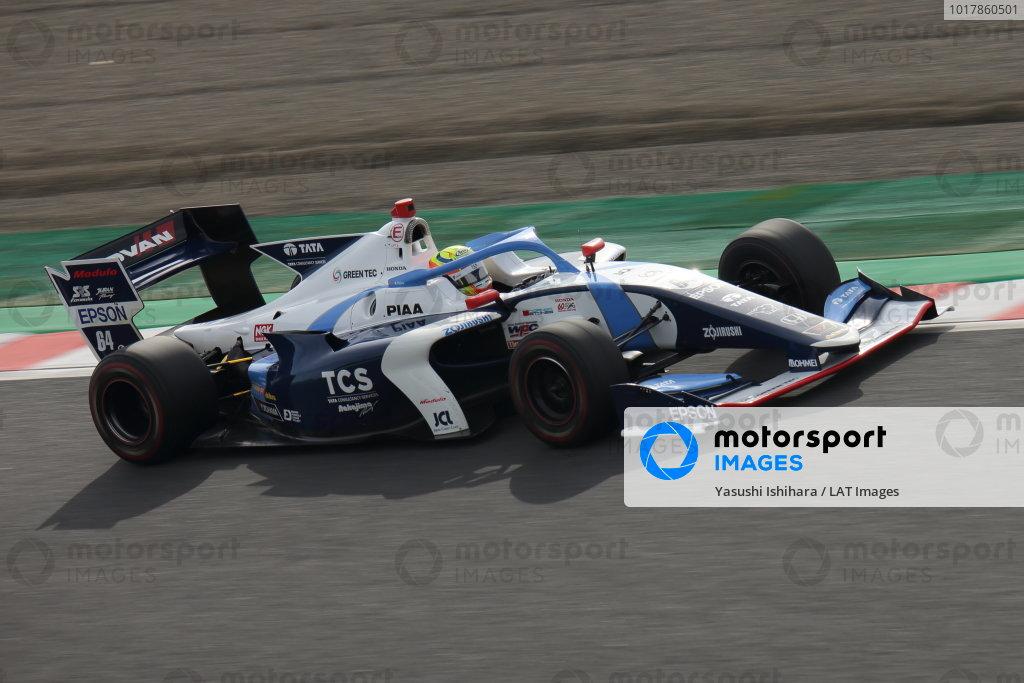 Pole position Alex Palou ( #64 TCS NAKAJIMA RACING )
