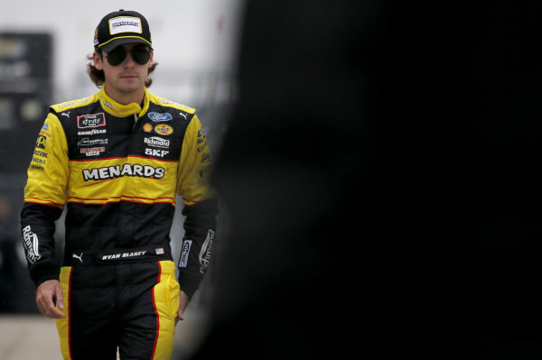 #22: Ryan Blaney, Team Penske, Ford Mustang Menards/Richmond
