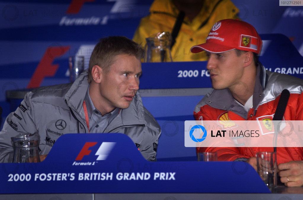 2000 British Grand Prix