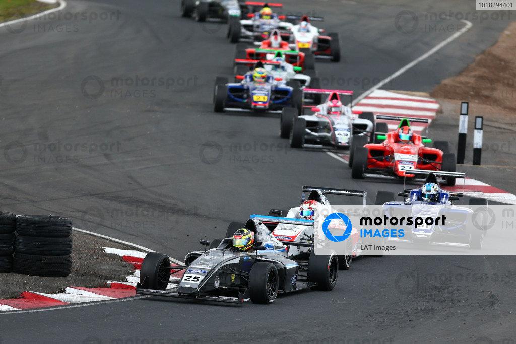 Casper Stevenson (GBR) - Argenti British F4