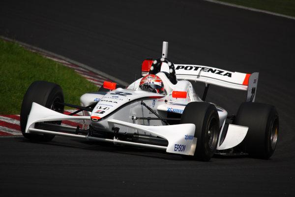 2009 Formula Nippon Championship.Suzuka, Japan. 11th - 12th July 2009.Rd5  - 2nd position Takashi Kogure ( #32 NAKAJIMA RACING ), action.World Copyright: Yasushi Ishihara/LAT Photographicref: Digital Image 2009FN_Rd5_008