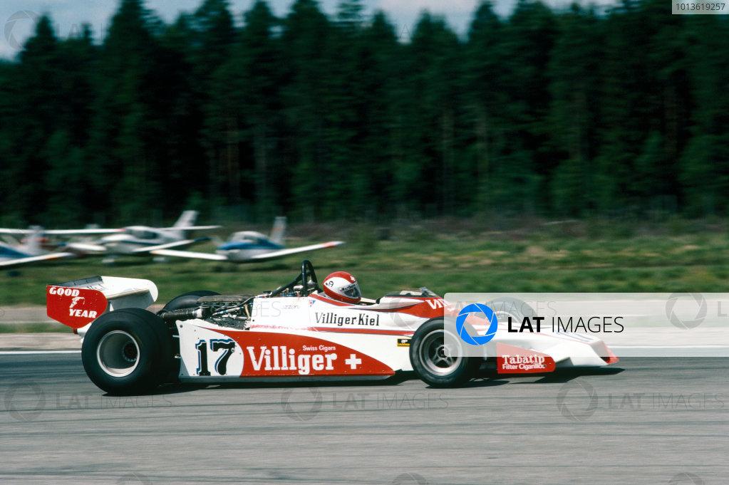 1978 Swedish Grand Prix.