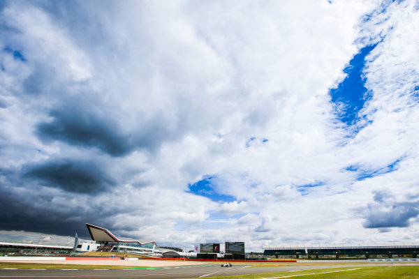 Silverstone, Northamptonshire, UK.  Friday 14 July 2017. Lance Stroll, Williams FW40 Mercedes. World Copyright: Charles Coates/LAT Images  ref: Digital Image AN7T4873