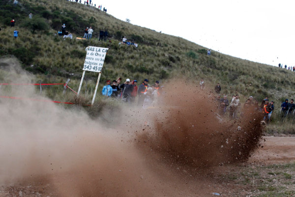2014 World Rally Championship Rally Argentina 8th - 11th May 2014 Martin Prokop, Ford, action Worldwide Copyright: McKlein/LAT