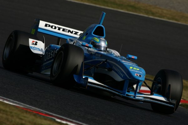 2007 Formula Nippon ChampionshipSuzuka Circuit, Japan17th - 18th November 2007Race winner Satoshi Motoyama (Arabian Oasis IMPUL), 1st position. Action.World Copyright: Yasushi Ishihara/LAT Photographicref: Digital Image 2007FN_R9_005