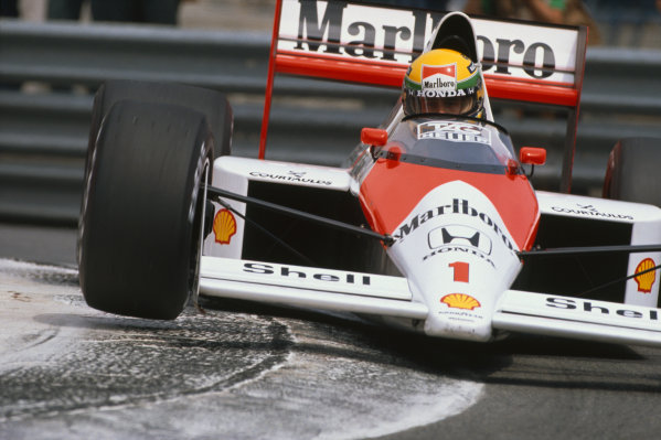 1989 Monaco Grand Prix.