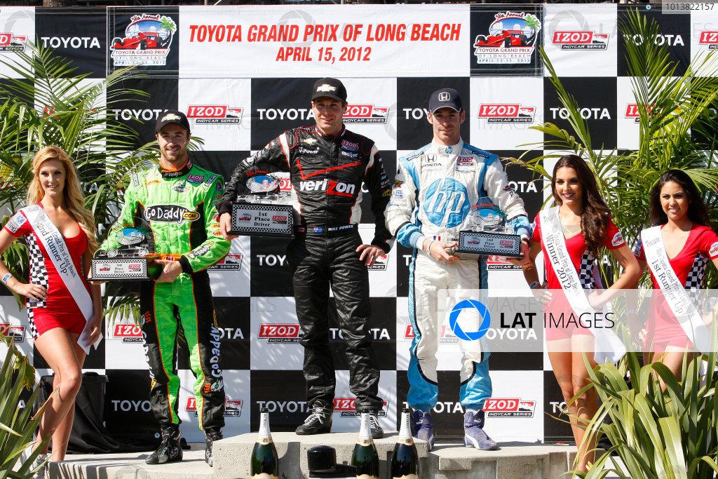 2012 IndyCar Long Beach