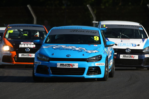 2015 Volkswagen Cup, Brands Hatch, Kent. 1st - 2nd August 2015.  Joe McMillan (GBR) Cobra Engineering Scirocco R  World Copyright: Ebrey / LAT Photographic.