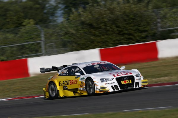 Round 6 - Nurburgring, Germany.17th August - 19th August 2012.Timo Scheider (GER) Audi Sport Team ABT Sportsline Audi A5 DTMWorld Copyright: XPB Images/LAT PhotographicRef:  2313851_HiRes