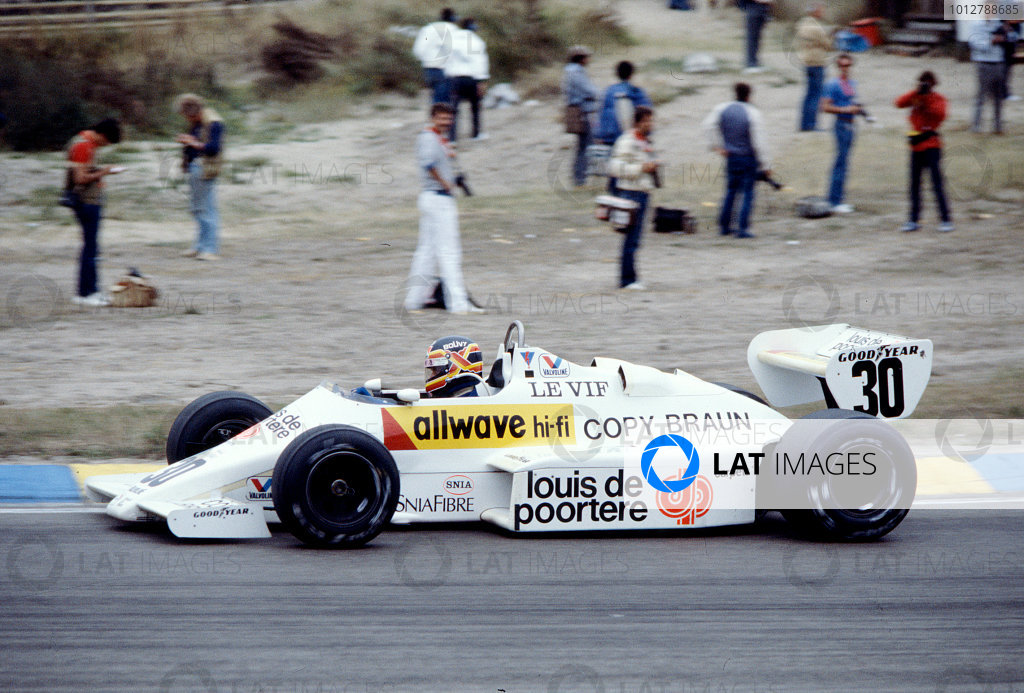 1983 Dutch Grand Prix.