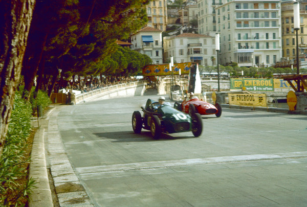 1957 Monaco Grand Prix.
