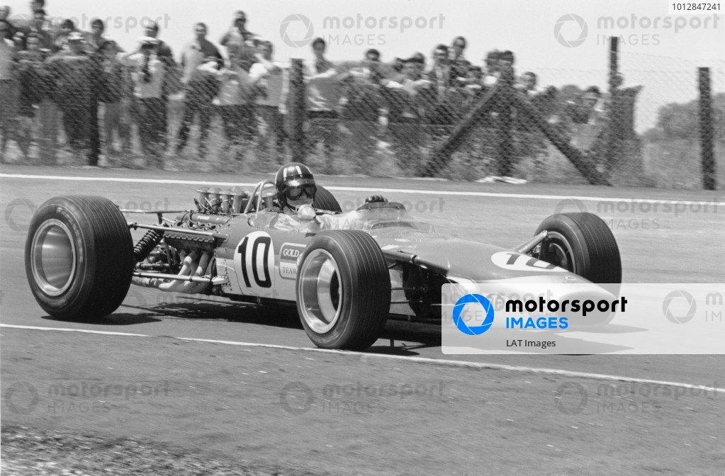 1968 Spanish Grand Prix.