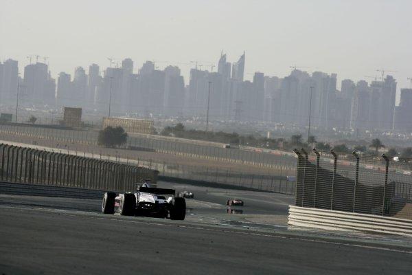 2008 GP2 Asia Series. Testing.Dubai. Dubai Autodrome. 20th January.GP2 Asia visits Dubai. Atmosphere. World Copyright: Alastair Staley/GP2 Series Media Serviceref: _P9O1178