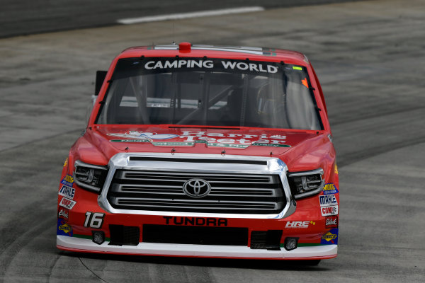 NASCAR Camping World Truck Series Alpha Energy Solutions 250 Martinsville Speedway, Martinsville, VA USA Friday 31 March 2017 Ryan Truex World Copyright: Scott R LePage/LAT Images ref: Digital Image lepage-170331-mv-0349