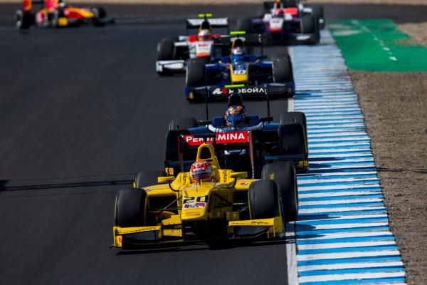 2017 FIA Formula 2 Round 10. Circuito de Jerez, Jerez, Spain. Saturday 7 October 2017. Norman Nato (FRA, Pertamina Arden).  Photo: Zak Mauger/FIA Formula 2. ref: Digital Image _X0W1781