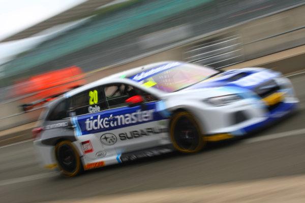 2017 British Touring Car Championship, Silverstone, Northants, UK. 16th-17th September 2017 James Cole (GBR) Team BMR Subaru Levorg World copyright. JEP/LAT Images