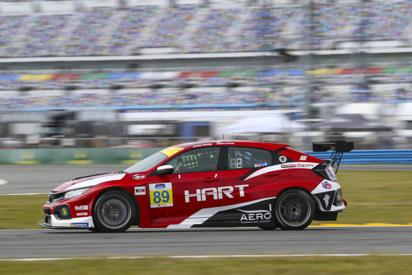 #89 HART Honda Civic TCR, TCR: Chad Gilsinger, Ryan Eversley