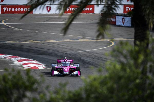 #27: Alexander Rossi, Andretti Autosport Honda