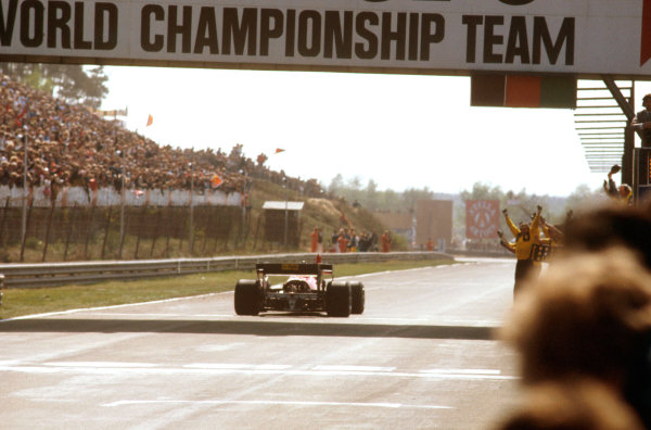 Zolder, Belgium.