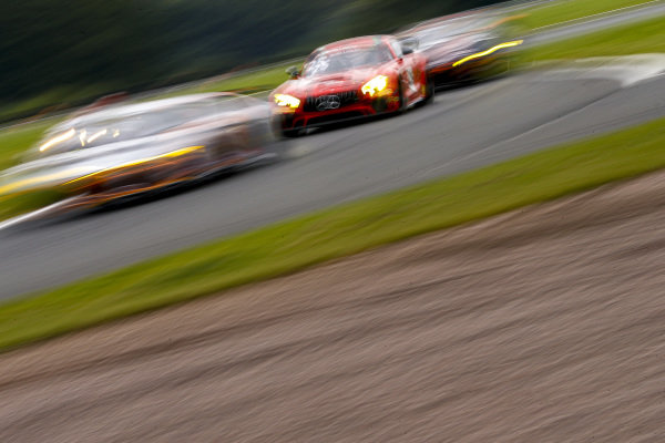#25 Dave Whitmore / Jake Giddings  - Car Gods With Ciceley Motorsport Mercedes-AMG GT4