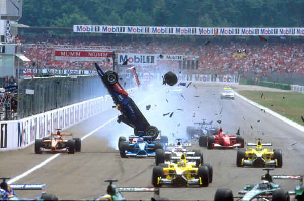 2001 German Grand Prix - Race.