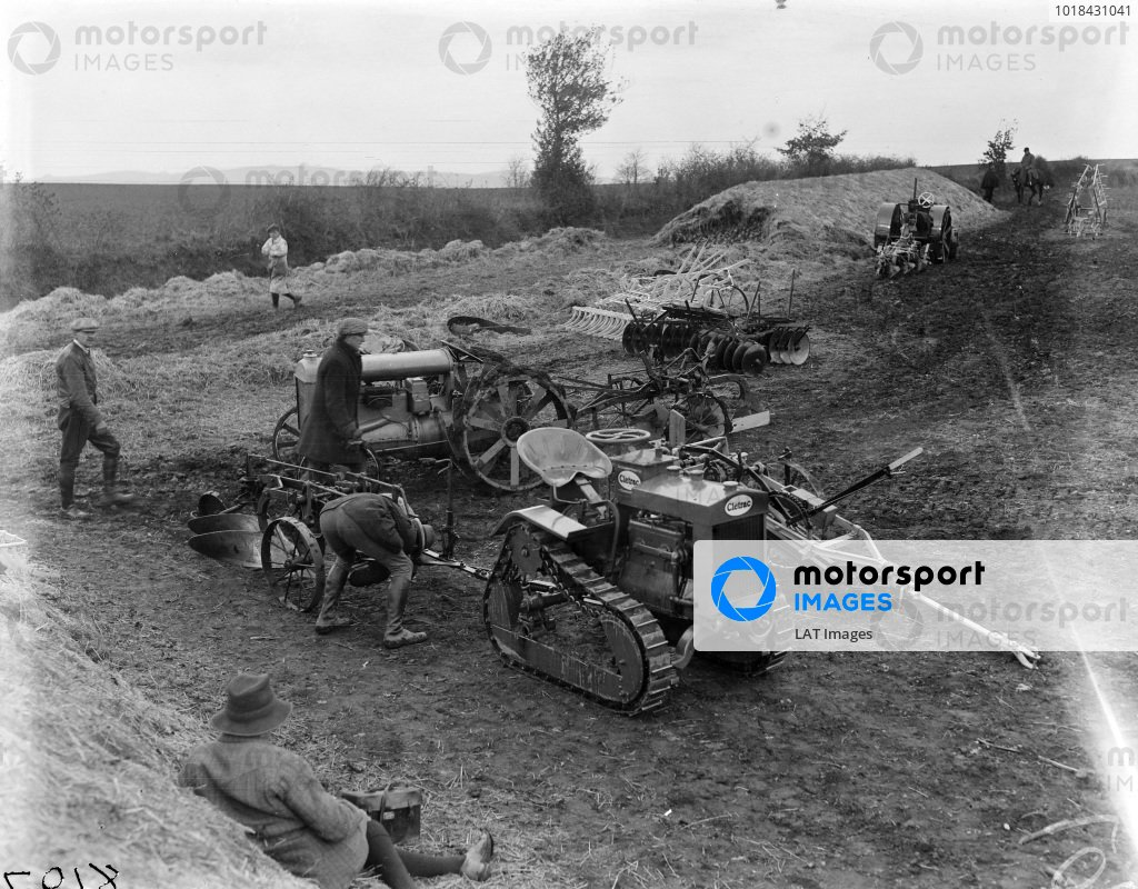 Exeter Tractor Trials