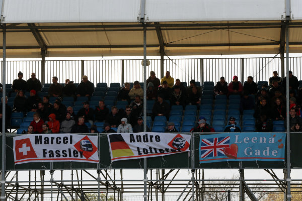 2015 FIA World Endurance Championship, Silverstone, England. 10th-12th April 2015 WEC Fans World copyright. Ebrey/LAT Photographic