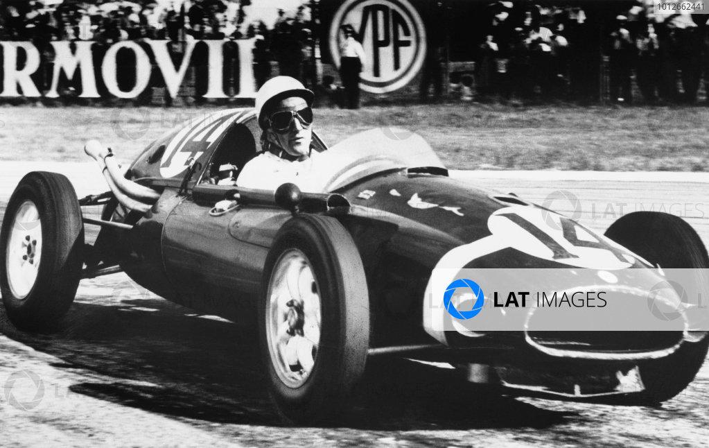 1958 Argentine Grand Prix.