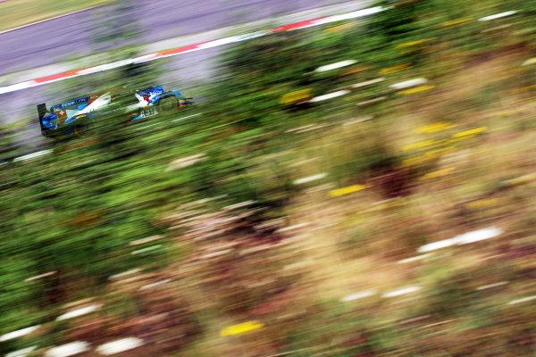 2017 World Endurance Championship, Nurburgring, Germany. 14th-16th July 2017 #31 Vaillante Rebellion ORECA 07-Gibson: Albuquerque F, Julien Canal, Bruno Senna  World copyright. JEP/LAT Images