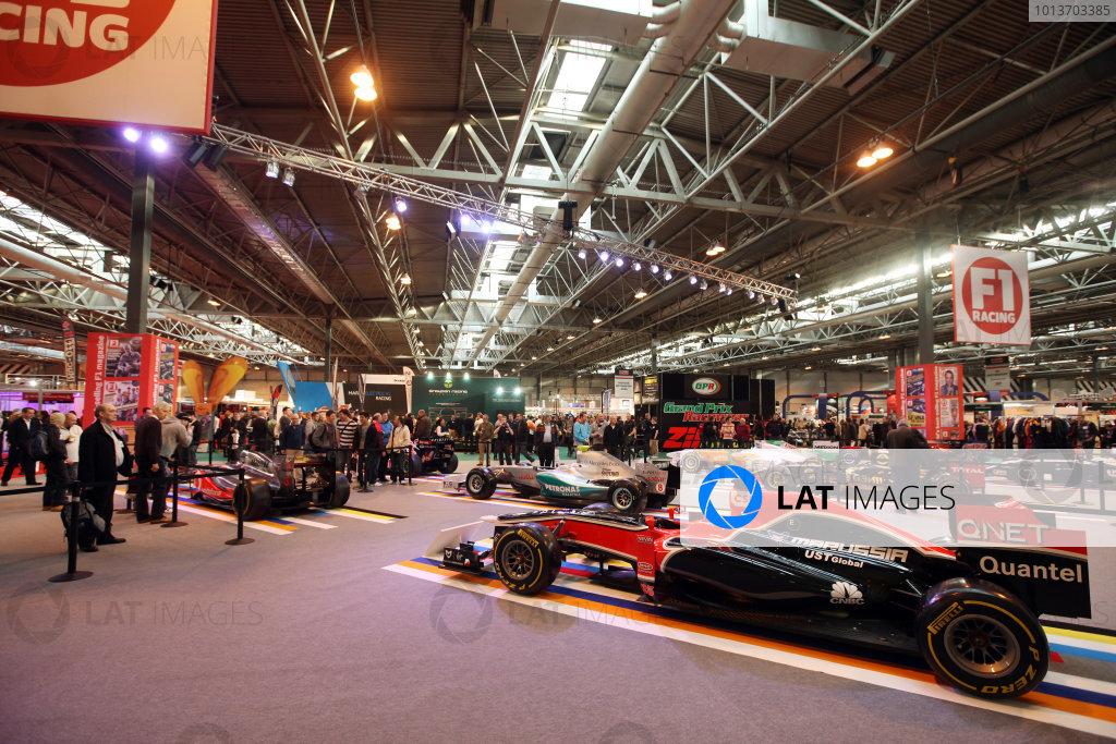 2012 Autosport International Show - Friday
