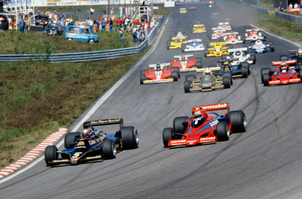 Anderstorp, Sweden.