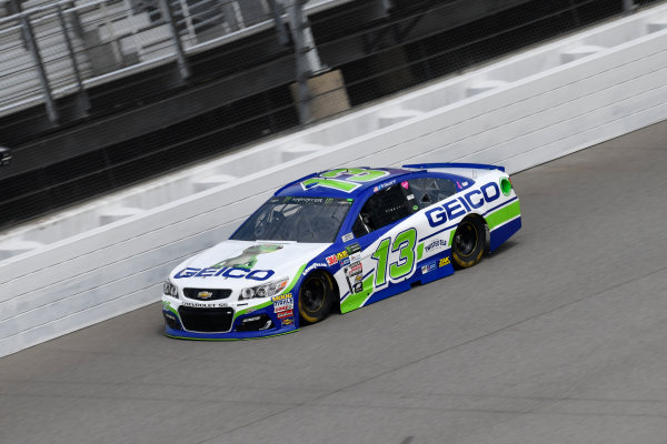 Monster Energy NASCAR Cup Series Pure Michigan 400 Michigan International Speedway, Brooklyn, MI USA Friday 11 August 2017 Ty Dillon, Germain Racing, GEICO Chevrolet SS World Copyright: Logan Whitton LAT Images