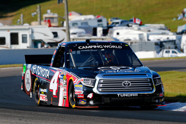 NASCAR Camping World Truck Series Chevrolet Silverado 250 Canadian Tire Motorsport Park Bowmanville, ON CAN Saturday 2 September 2017 Christopher Bell, Toyota Tundra World Copyright: Russell LaBounty LAT Images