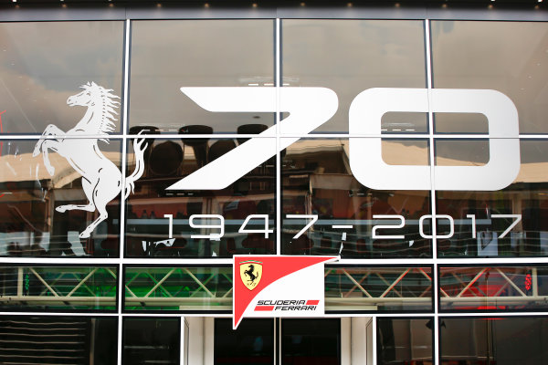 Autodromo Nazionale di Monza, Italy. Thursday 31 August 2017 Photo: Andy Hone/FIA Formula 2 ref: Digital Image _ONZ0381