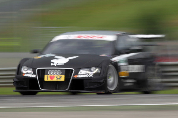 Edoardo Mortara (ITA), Audi Sport Team Rosberg.DTM, Rd3, Red Bull Ring, Spielberg, Austria. 3-5 June 2011.
