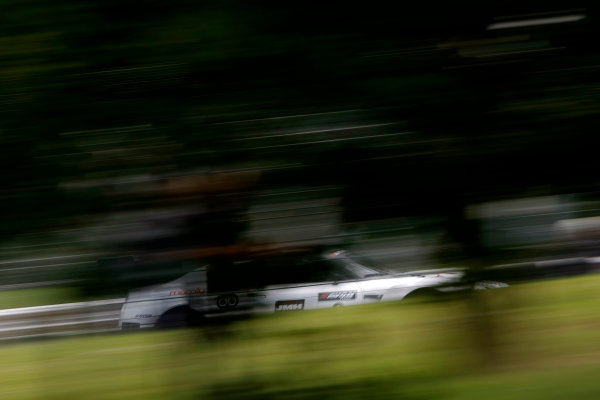 Brands Hatch, Kent. 23rd - 24th June 2012.Benji Hetherington/Freddie Hetherington Nissan GTR GT3.World Copyright: Ebrey/LAT Photographic.