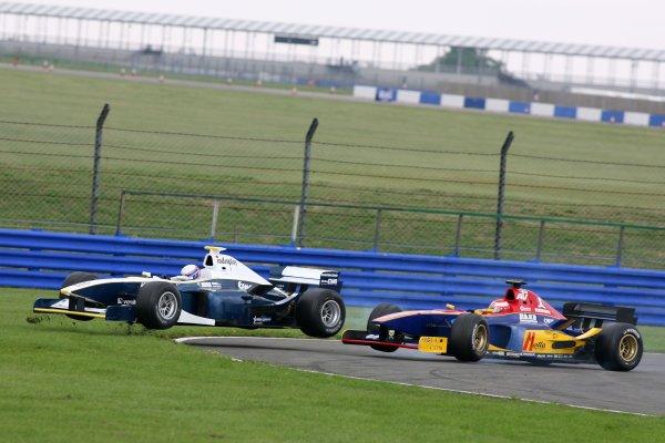 2006 F3000 ChampionshipSilverstone, England.13th August 2006F DraconeWorld Copyright - Ebrey/LAT Photographic