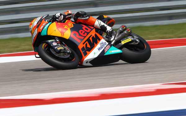2017 Moto2 Championship - Round 3 Circuit of the Americas, Austin, Texas, USA Friday 21 April 2017 Ricard Cardus, Red Bull KTM Ajo World Copyright: Gold and Goose Photography/LAT Images ref: Digital Image Moto2-500-2162