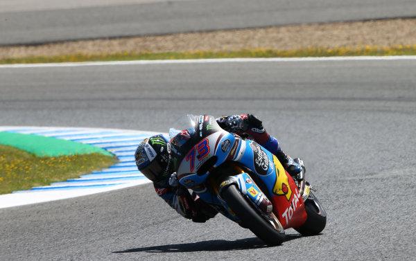 2017 MotoGP Championship - Round 4 Jerez, Spain Sunday 7 May 2017 Alex Marquez, Marc VDS World Copyright: Gold & Goose Photography/LAT Images ref: Digital Image 16169